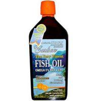 Carlson The Very Finest Fish Oil Liquid Omega-3 Orange, 500ml