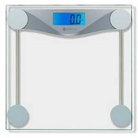 Etekcity Digital Body Weight Scale with Body Tape Measure, Tempered glass, 400 Pounds